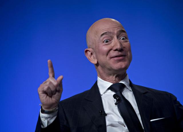 Jeff Bezos : du fond des échecs à l'exploration spatiale